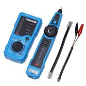 Vococal RJ11 RJ45 Telephone Wire Network Tracker Tracer Toner Ethernet LAN Cable Wire Tester Detector Line Finder
