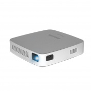 PicoPix PPX5110 Portable Video Projector 100 lumens HDMI Wi-Fi built-in Speaker and battery Screen Mirroring iOS Android Screen Size 300cm
