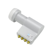 Wisi 22,490mOC 04 D Universal Feed System Grey