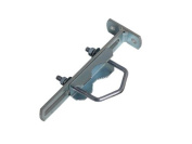 A.S. SAT 46101 Universal Pole Clamp for Tube 60 mm Diameter