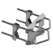 A.S. SAT 46016 Double Cross Clamp for Pipes up to 60 mm