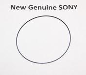 New Genuine Sony Rubber Belt 421123501 For models DHC-FLX9W DHC-MD555 DHC-MD777 DHC-VZ50MD HCD-C450 HCD-FL3 HCD-FL5D HCD-FL7D HCD-FLX5D