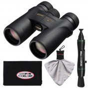 Nikon Monarch 7 10x42 ED ATB Waterproof/Fogproof Binoculars + Cleaning & Accessory Kit