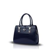 Nicole & Doris ladies handbags new fashion patent leather shell portable shoulder Messenger bag for women