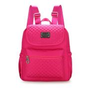 College School Backpack, Veriya Lightweight Large Capacity Shoulder Bags Nylon Casual Travel School Backpack Rucksack Schoolbag Multipurpose Daypack for Teenager Student