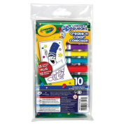 Crayola Mini Create 'N Colour Washable Pip-Squeaks Collection Set
