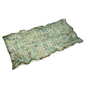 Woodland Camouflage Camo Netting Camping Military Great For Hunting, Shooting, Fishing 100cm x 200cm