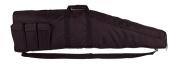Rothco Black Rifle Cover Bag 110cm Long, Black