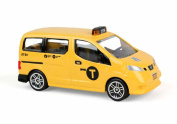 NYC fits Nissan Taxi, Yellow - Daron RT8953N - Diecast Model Toy Car