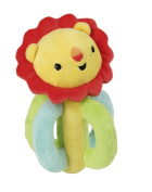 Bell Gripping Animal Lion Plush Toy