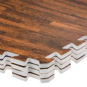 Interlocking EVA Foam Floor Mats And Edges - Playmat - Gym Tiles - Childrens Play Area Flooring Set
