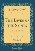 The Lives of the Saints, Vol. 14 of 16