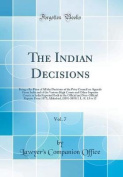 The Indian Decisions, Vol. 7