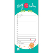 Knit Happy To Do List Pad 100 Sheets -