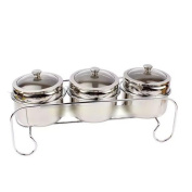 Kitchen Stainless steel Kitchen Canisters