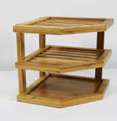 WANG-shunlidaKitchen sink, bamboo stand rack and corner rack