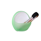 Prevently Brand New Creative Useful Bright Colour Plastic Suction Cup Soap Toothbrush Box Dish Holder Bathroom Shower Storage Box Accessory