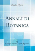 Annali Di Botanica  [ITA]