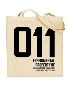 011 - Experimental Property of Hawkins Laboratories - Stranger Things - Eleven - Tote Bag - Shopping Bag - Reusable Bag - Bag For Life - Beach Bag - Totes - Funky NE Ltd®