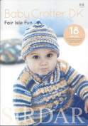 Sirdar Snuggly Crofter DK 50g - 514 Fair Isle Fun Pattern Book