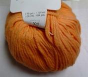 Katia Mississippi cotton/acrylic yarn, 50g - coral