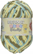 Bernat Baby Blanket Yarn, 100ml, Beach Babe, Single Ball