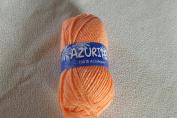 Distrifil 10 Balls of Knitting Yarn Wool AZURITE Distrifil 3009 Value 100% Acrylic - 3009