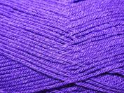Hayfield Bonus Knitting Yarn DK 828 Bright Purple - per 100 gramme ball