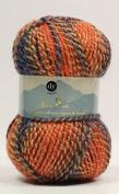 DY Choice LA PAZ Aran Knitting Yarn MOHAIR & ALPACA 100g 05 Multi