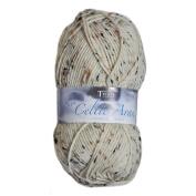 Tivoli Merino Superwash Celtic Aran Wool, Fleck Design