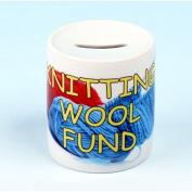 Vanessa Bee Knitting Wool Fund Money Bank