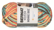 Bernat Maker Home Decor Yarn, 260ml, Sunset Sea Variegate, Single Ball