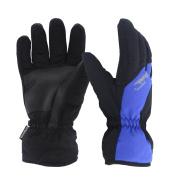 Mens Ski Gloves - YOPINDU Warm Winter Ski Gloves Waterproof Cold Weather Womens Boys Outdoor Sports Hiking Motorbicycle Snowboard Cycle Skiing Gloves