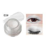 Prevently Brand New Professional Beauty Waterproof Eyeliner Gel Cream Eye Liner Eye Shadow Gel Makeup Cosmetic