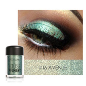 Pro Eyeshadow Sixcup® Sexy 18 Colours Shimmer + Glitter Eyeshadow Earth Palette Makeup Pearl Metallic Powder Lasting Natural