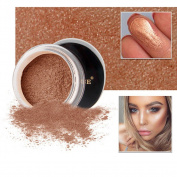 UmayBeauty Glitter Loose Powder Oil-control Setting Powder Face Sculpting Highlighter