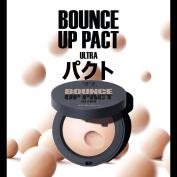 [Chosungah 22] Korean Cosmetics – Bounce Up pact Ultra SPF 50 +/PA + + +/Base Powder Compact (# 1) Includes Refill