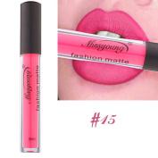 Transer Beauty Liquid Lipstick Moisturiser Velvet Cosmetic Lipsticks Makeup Lip Gloss Lip Balms