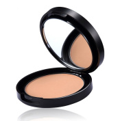 diaowei Cosmetic Tools Professional Loose Powder 3 Colours Mineral Powder Puff Free 3#