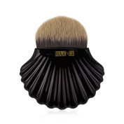 QUINTRA 3PC Beautiful Cosmetic Shell Type Foundation Make up Brush
