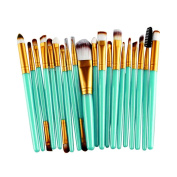 Professional Makeup Brushes Set Natural Goat Hair 20 Pieces Face Eyeshadow Eyeliner Foundation Blush Lip Brushes Tool Beauty Tools Set