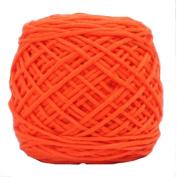 erthome 1PC Worsted Super Soft Smooth Natural Silk Wool Yarn Knitting Sweater Knitting Yarn