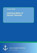 Learning Rates of Electric Vehicles