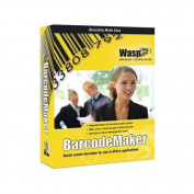 BARCODE MAKER PRO 1U PC licence BOXED PRODUCT