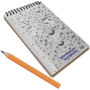 Seachoice 7.6cm x 13cm Waterproof Notebook
