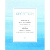 Ombre Floral Standard All Purpose Card