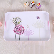 Tray fruit tray of large tray, cup, cup, tea cup and tray,a