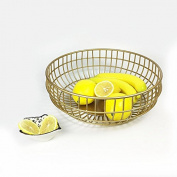 Fruit Basket The Iron Fruit Creative Modern Living Room Home Storage Basket Compote,A