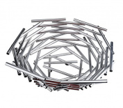 Fruit Basket High Grade Stainless Steel Plate Of Stainless Steel Plate Home Furnishing Modern Creative Fruit Plate Nest