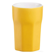 ASA NUANCE Cup Espresso, Coffee Cup, Cup, Ceramic, Yellow, 100 ml, 5079063